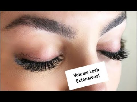 All About LASH EXTENSIONS & FAQS!