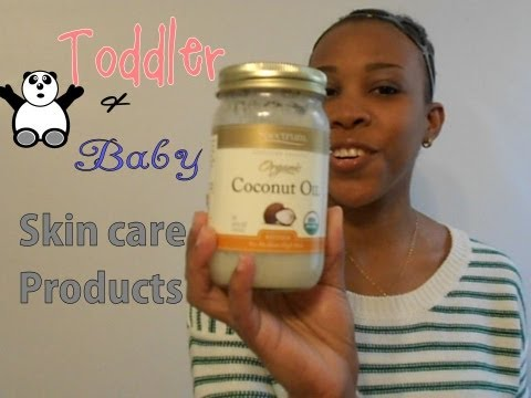 Toddler & Baby Skincare Products for Dry/Itchy Skin