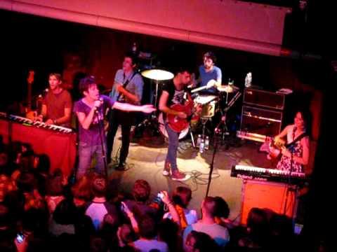 fun. Barlights live at Rochester (9-13-09)
