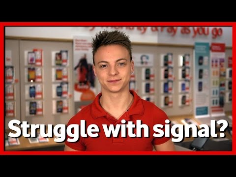 How to fix Vodafone signal issues