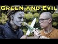 Green And Evil Feat Michael Myers FAN FILM Power Rangers Halloween