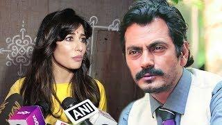 Chitrangada Singh's SHOKING Blame On Nawazuddin Siddiqui During Babumushai Bandookbaaz Shoot