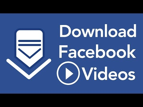 How To Download Facebook Videos Without ANY Software 2017
