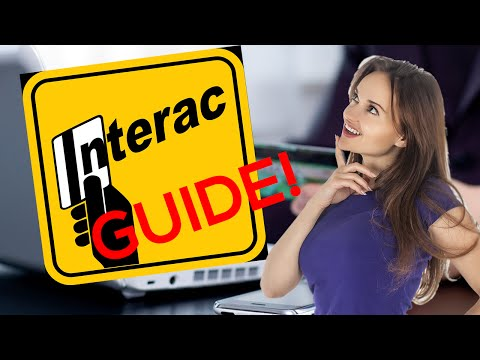 How to send/use Interac E Transfer