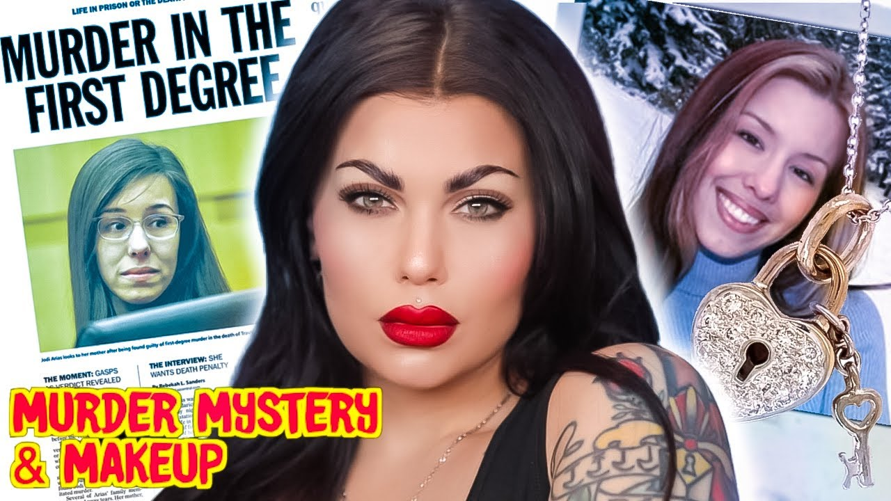 Love, Lies & Lust - What Really Happened With Jodi Arias?   Mystery & Makeup Bailey Sarian
