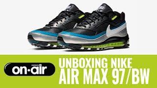 757cbde72c 106 - Unboxing Nike Air Max 97/BW #piranomeuair