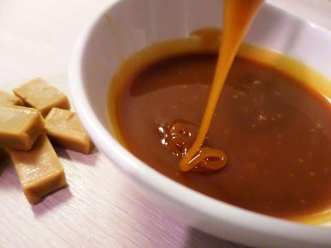 Easy Homemade Toffee Sauce Recipe