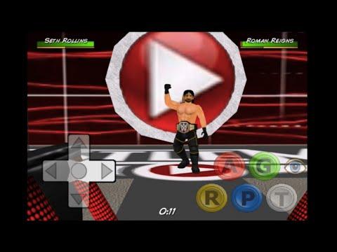 Seth Rollins Cashes in at Mania - Wrestling Revolution 3D