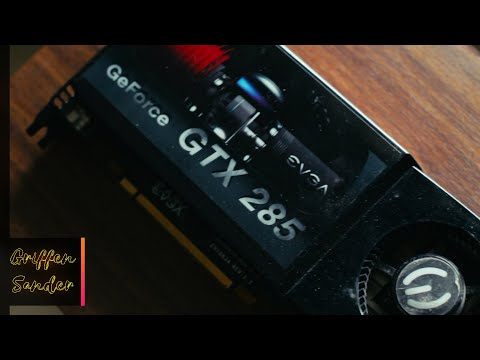 Geforce GTX 285 Mac Edition - Unboxing and Installation