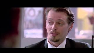 Reservoir Dogs: Mr Pink explains why he doesn't tip waitresses.
