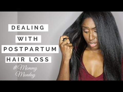 PostPartum Hair Loss: Tips and Tricks to Grow Back Your Hair After Baby