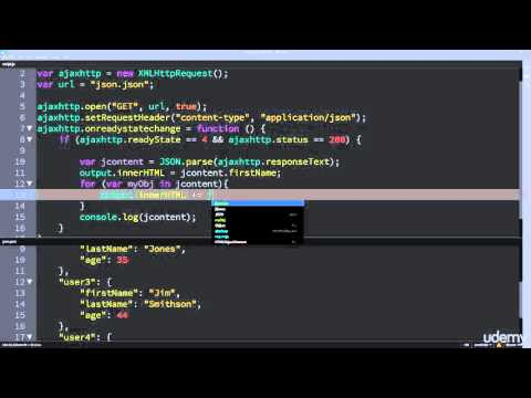 How to multiple looping object items to return on HTML || JSON Basics