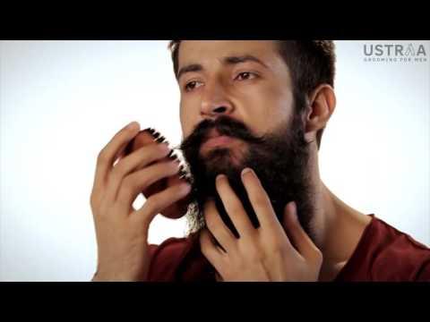 Beard & Mooch Grooming Tips by Ustraa - Hindi