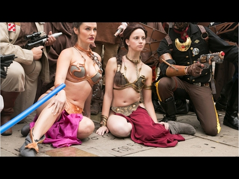 The Untold Story of Princess Leia's Bikini