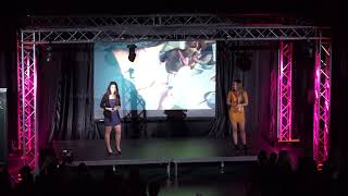 2018 Genius Project Speakers - Brianna Yang And Jazzy Chen
