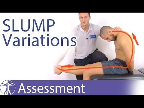 Proximal & Distal Initiation of the SLUMP Test