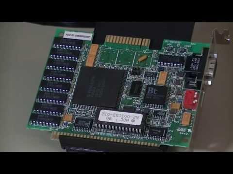 Paradise Basic VGA Card for the 8-Bit ISA Bus