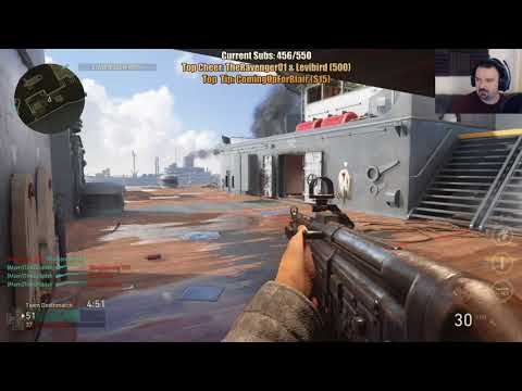 COD WW II MY BEST SESSION EVER! pt13