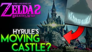 The BIG Secret Under Hyrule Castle | Breath of the Wild Sequel Theory (feat. @NintendoBlackCrisis)