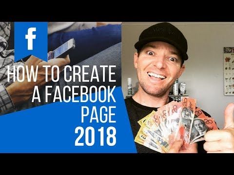 How To Create A Facebook Business Page 2018
