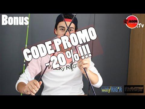 CODE PROMO -20%!!!