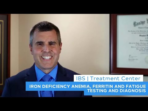 Iron Deficiency Anemia, Ferritin and Fatigue - Testing and Diagnosis