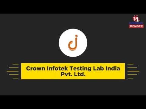BIS Registration And Consultancy Services by Crown Infotek Testing Lab India Pvt. Ltd., New Delhi