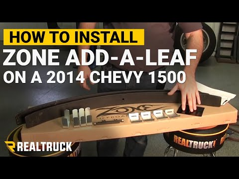 How to Install the Zone Add-a-Leaf Kit