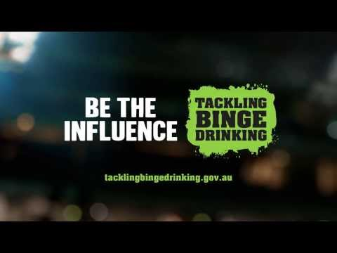 Be The Influence: Tackling Binge Drinking