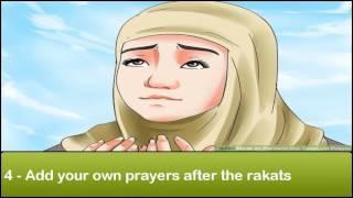 How to Perform the Tahajjud Prayer   YouTube