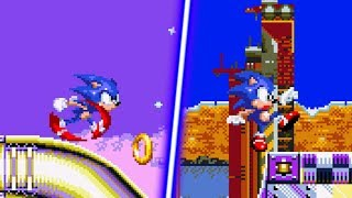 Launch Base Zone (Act 1) | Sonic Mania Mods