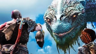 THE FROST GIANT | God Of War - Part 5