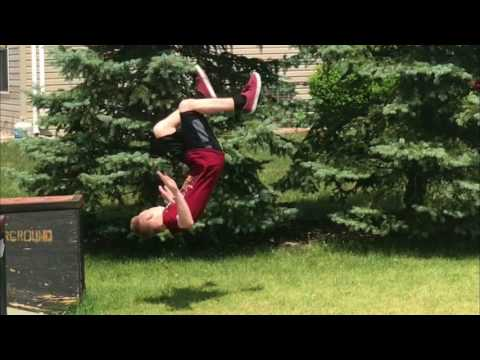 We Attempt (*FAIL*) to do Flips!