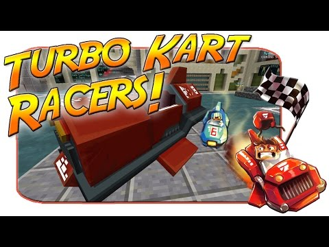 Minecraft: Turbo Kart Racers - Hypixel Server - Domination!