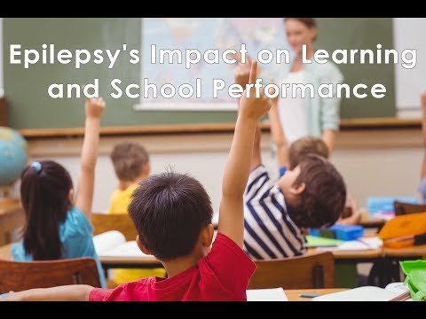 Epilepsy's Impact on Learning and School Performance