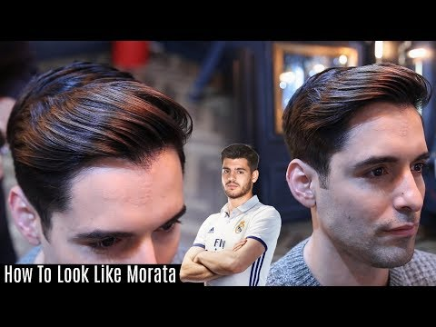 Mens Long Hairstyle Tutorial 2017 - How To Style Straight Hair For Winter