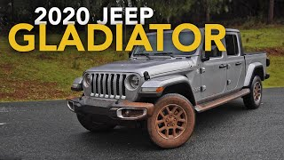 2020 Jeep Gladiator Review - First Drive
