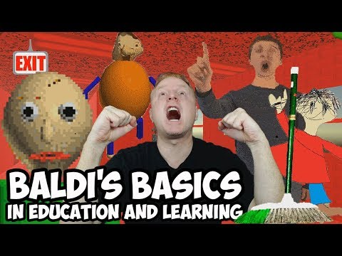 FROM THE JAWS OF MANY DEFEATS COMES 1 SWEET VICTORY | BALDI'S BASICS - COMPLETED | BALDI DEFEATED!!