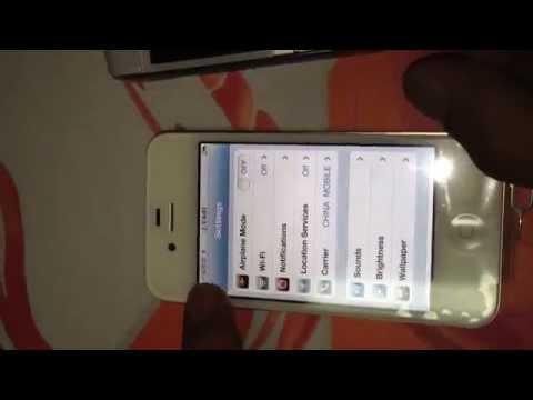 Sprint iPhone 4S XSIM unlock Sim Card