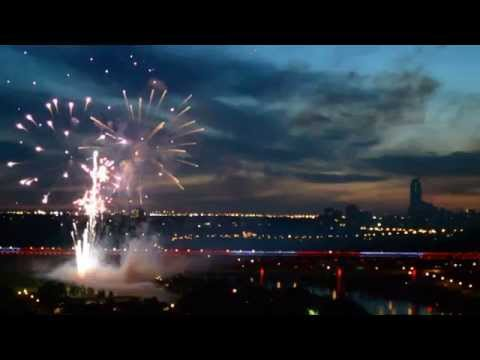 Fireworks - 2014 Canada Day
