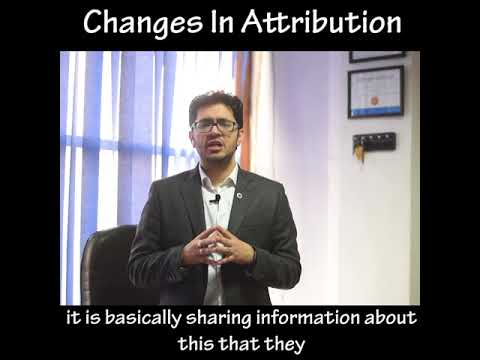 How Google Changing its Attribution Modelling?