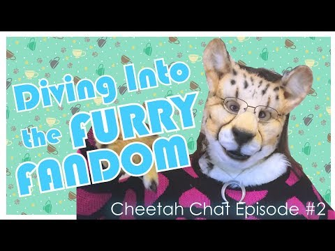 Diving Into the Furry Fandom | Cheetah Chat #2