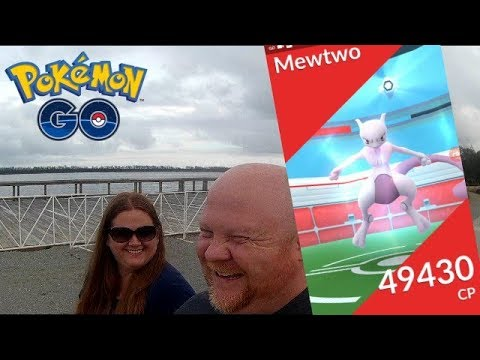 Pokemon GO | MEWTWO EX RAID #2 |  Can I Go 2 For 2 And Catch This Mewtwo Too?