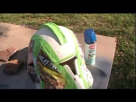 StarWars: Making a Clone Trooper Helmet