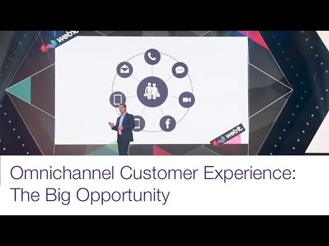 Omnichannel Customer Experience - The Big Opportunity