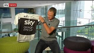 Chris Froome on Ocean Rescue, Drug Rows and Distractions