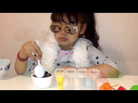 lollipops Kool-Aid  paletitas de kool-Aid faciles de hacer.  By GERALDINE