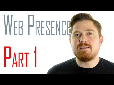 Finding a Domain Name, Choosing Target Keywords, and Evaluating the Market: Web Presence Part 1
