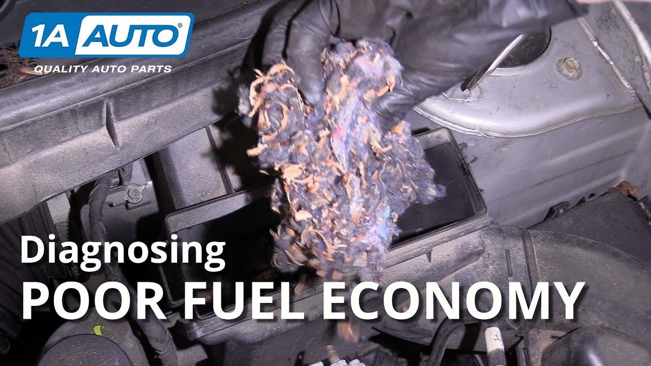 Bad Gas... Mileage Diagnosing Poor Car and Truck Fuel Economy