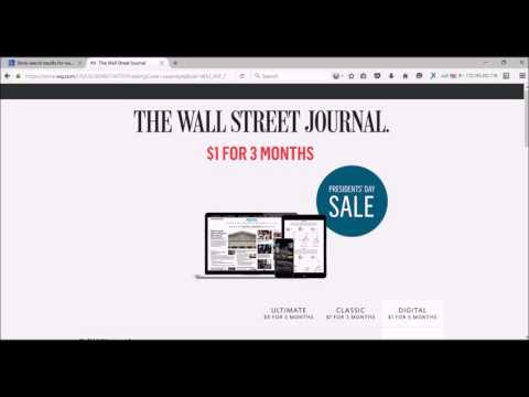 Cheap United Miles with WSJ and Barrons